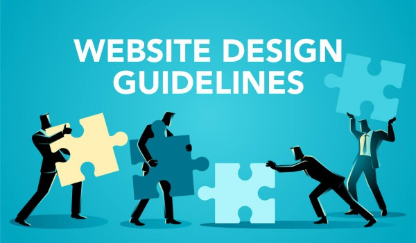 5 Important Guidelines for Website Design