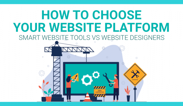 Guide to Choosing Between Website Builders or Designers