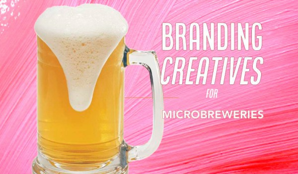 Creatives for Microbreweries - Graphics Design