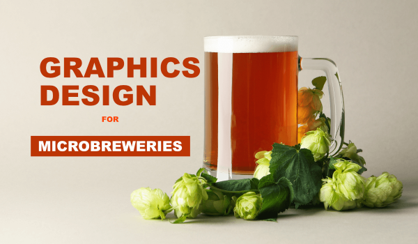Graphics Designs for Microbrewery Customers